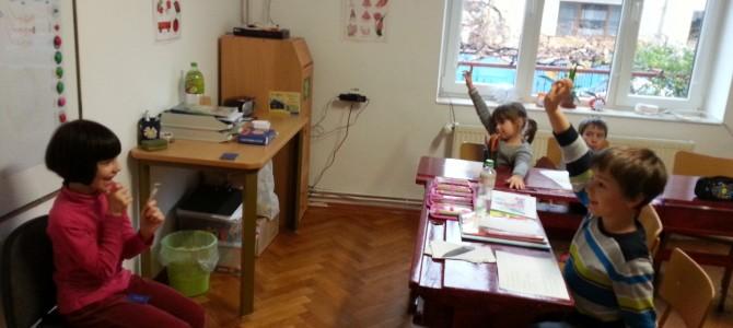 Îi place copilului să învețe?