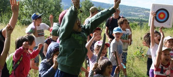 ENTDECKUNGSREISE -Sibiel- tabără de vară 2014