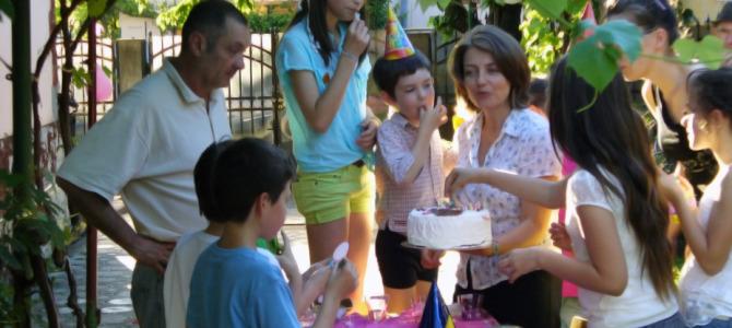 Petreceri și evenimente copii