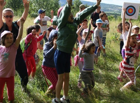 Tabără de vară în germană – Entdeckungsreise
